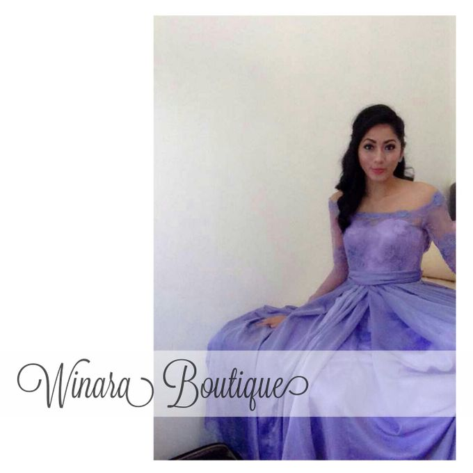 Bridesmaid Dress and Prom Dress by Winara Boutique - 006