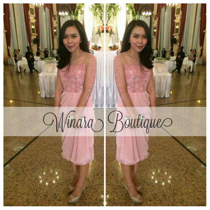 Bridesmaid Dress and Prom Dress by Winara Boutique - 007