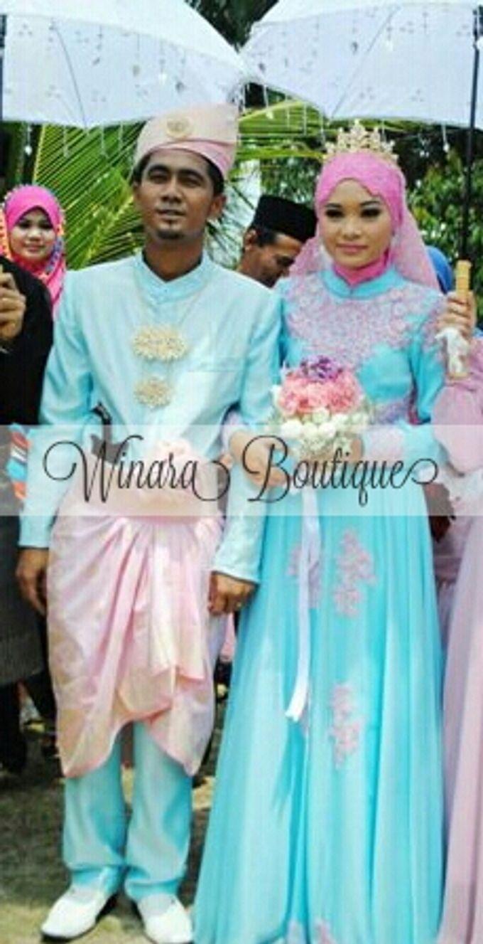 Ms Fafaw Kuala Lumpur Malaysia by Winara Boutique - 002