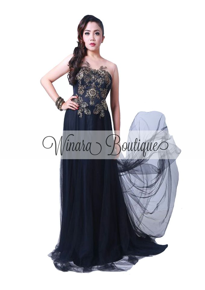 Bridesmaid Dress and Prom Dress by Winara Boutique - 008