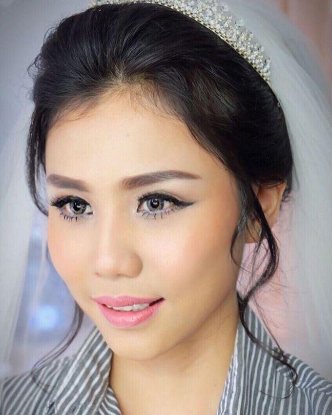Wedding Makeup ,Mom ,Sister by Niken Xu Makeup Artist - 022