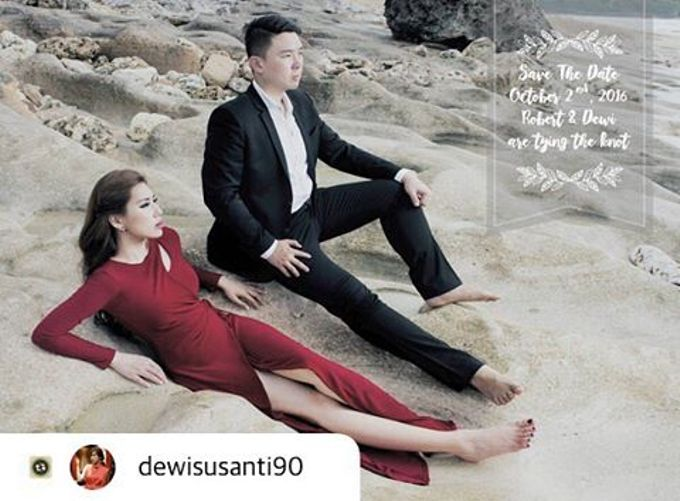 Robert ➕ Dewi by Niken Xu Makeup Artist - 009