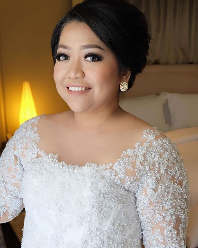 Sasa wedding  by Amanda Makeup Artist - 003