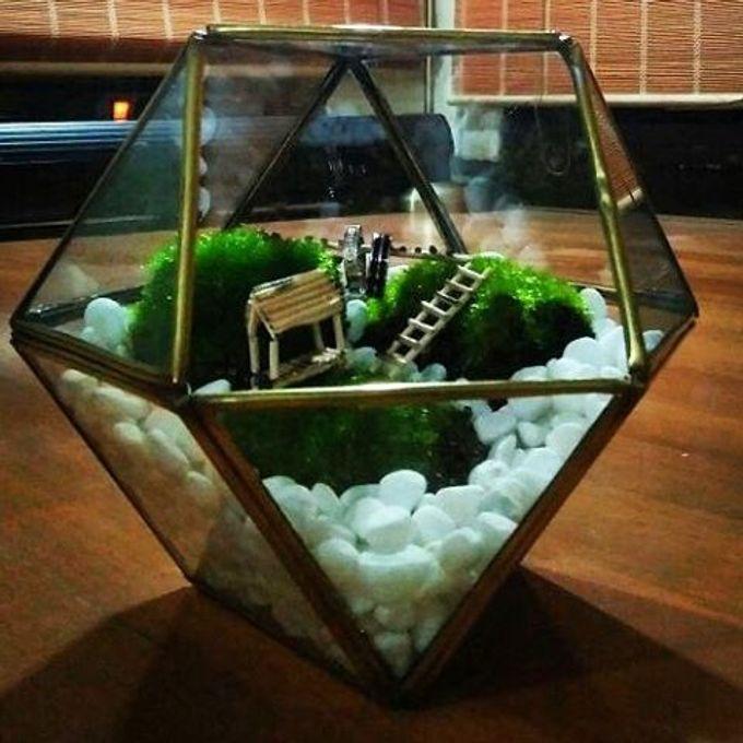 Wedding ring box by Hana Seserahan - 013