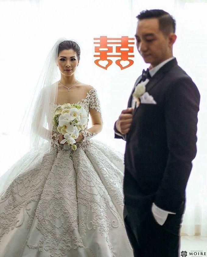 RAYMOND & FUNGNIE WEDDING DAY by Tinara Brides - 003