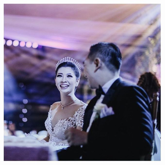 RAYMOND & FUNGNIE WEDDING DAY by Tinara Brides - 007
