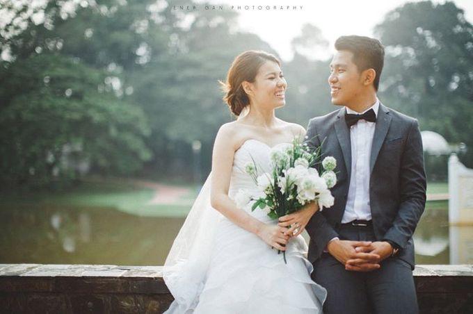 Prewedding of Alan + Li Kuan by Ener Gan Photography Studio - 003