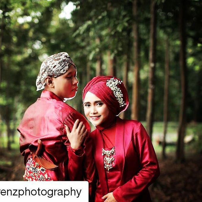 Pengantin Muslim by Puri Matahari Rias Pengantin - 040