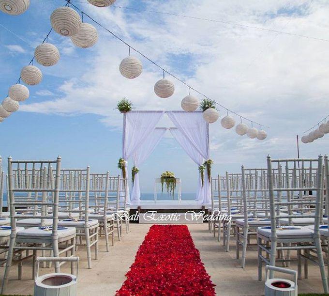 Bali Exotic Wedding Decorations by Bali Exotic Wedding Organizer - 007