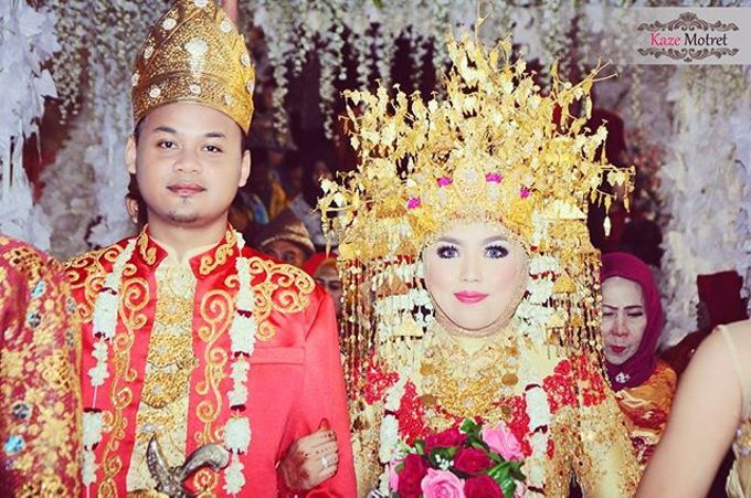 THE WEDDING OF METTA & FAJAR by Kaze Motret - 002