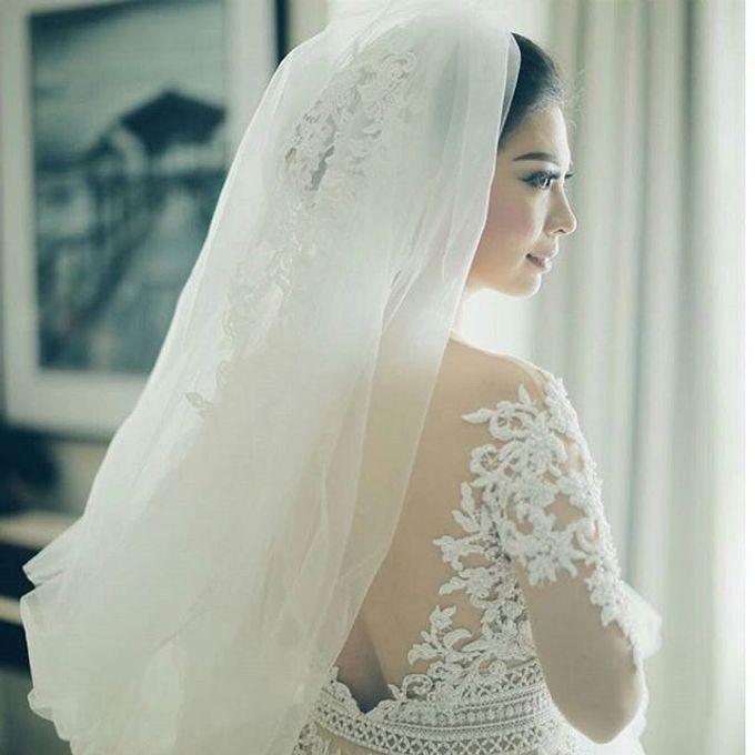 RAYMOND & FUNGNIE WEDDING DAY by Tinara Brides - 001