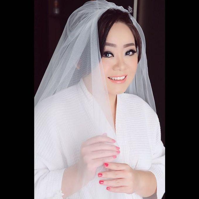 Wedding Makeup ,Mom ,Sister by Niken Xu Makeup Artist - 025