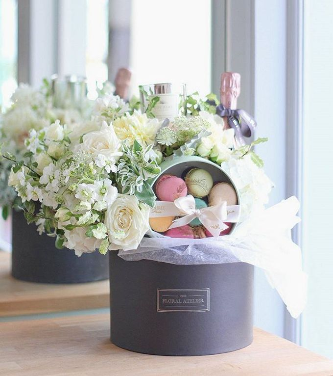 Signature Bloom Boxes by The Floral Atelier - 031