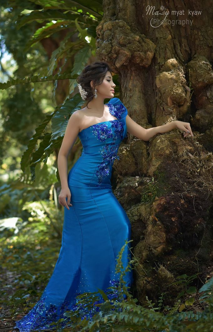 style shoot with chu by Zinny Theint Make-up Artistry - 004