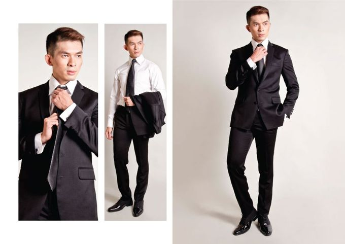 Silver Point by Philip Formalwear - 009