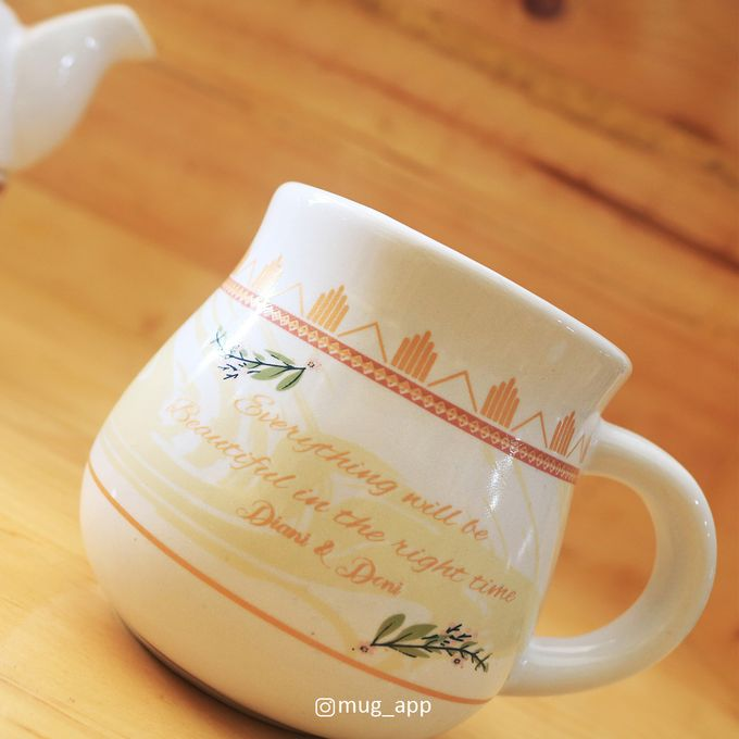 THE WEDDING OF DIANI & DONI by Mug-App Wedding Souvenir - 005