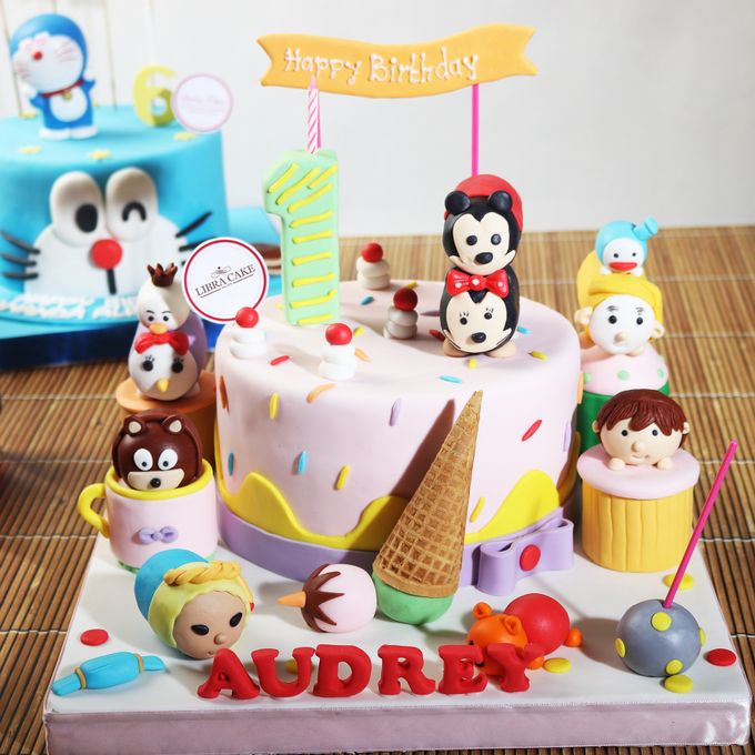 Birthday Cake Part 2 by Libra Cake - 043
