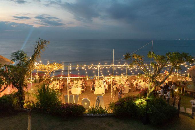 Wedding at Bayuh Sabbha in Uluwatu by Bali Tie d' Knot - 018
