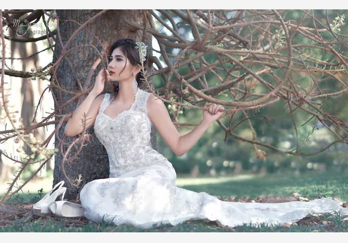 style shoot with chu by Zinny Theint Make-up Artistry - 003