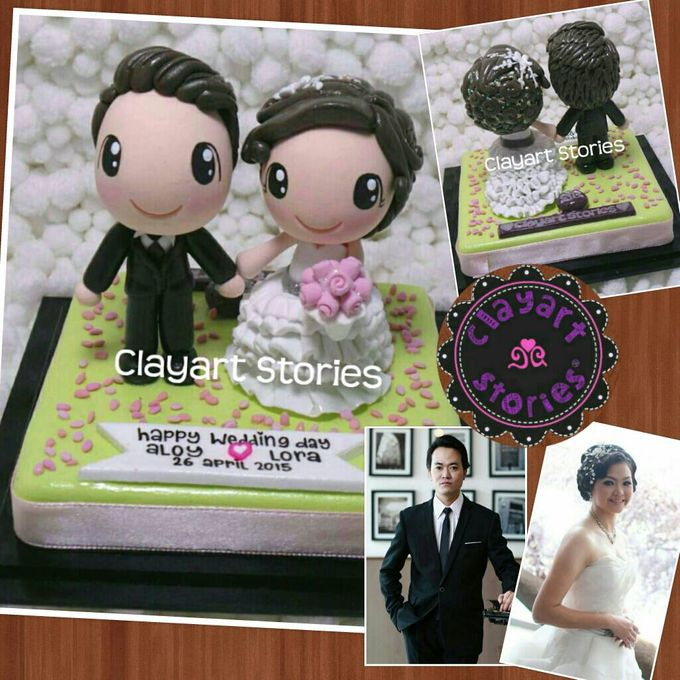 Wedding Clay by Clayart Stories - 004
