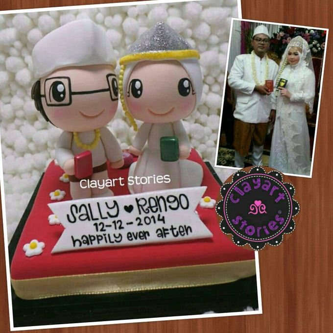 Wedding Clay by Clayart Stories - 005
