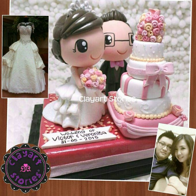 Wedding Clay by Clayart Stories - 006