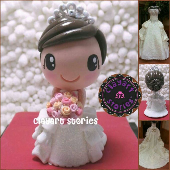 Wedding Clay by Clayart Stories - 008