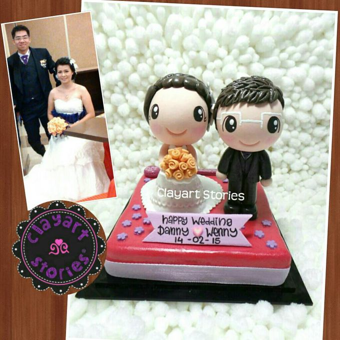 Wedding Clay by Clayart Stories - 007