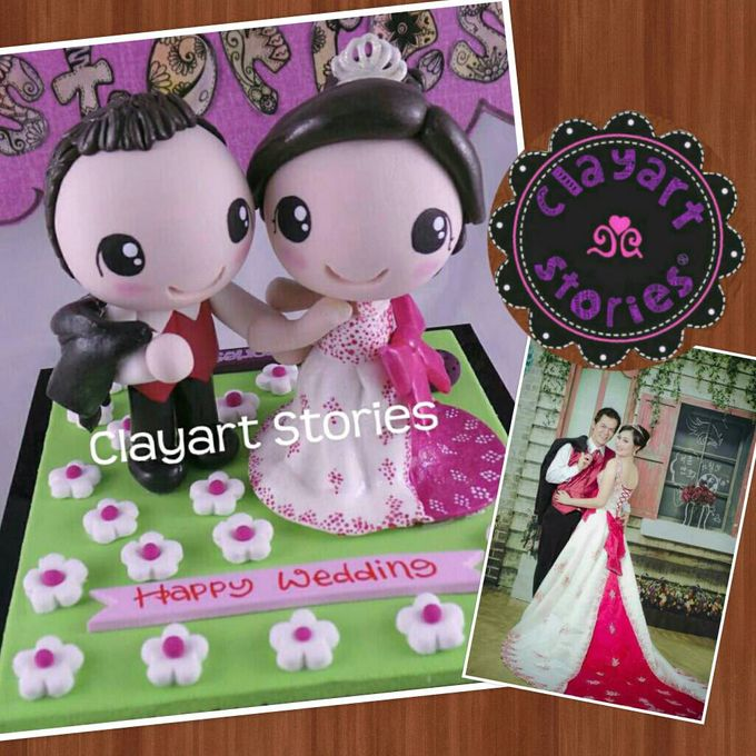Wedding Clay by Clayart Stories - 010
