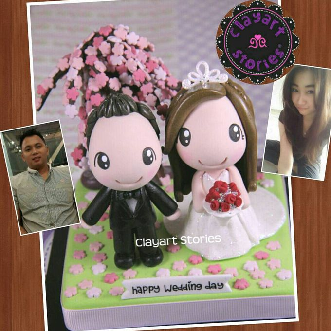 Wedding Clay by Clayart Stories - 015