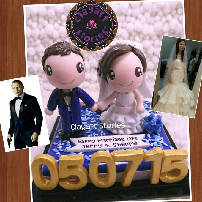 Wedding Clay by Clayart Stories - 012