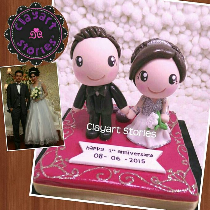 Wedding Clay by Clayart Stories - 011