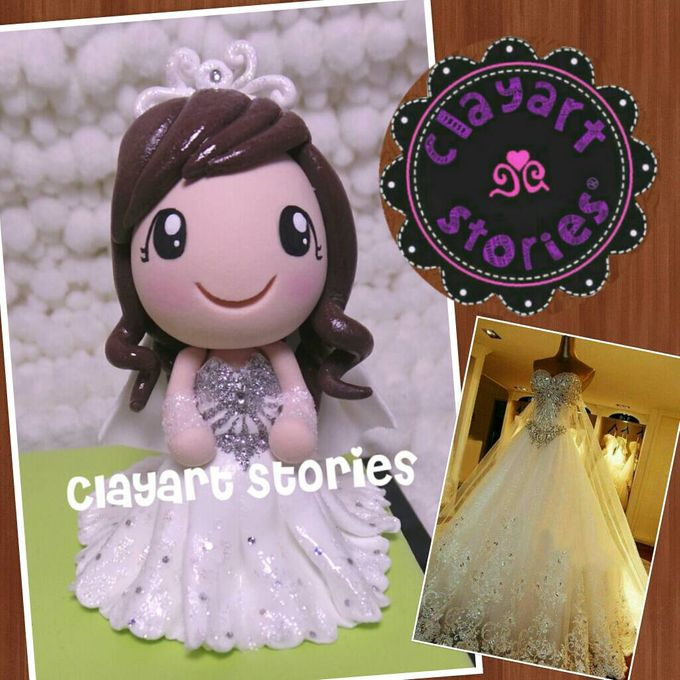 Wedding Clay by Clayart Stories - 014