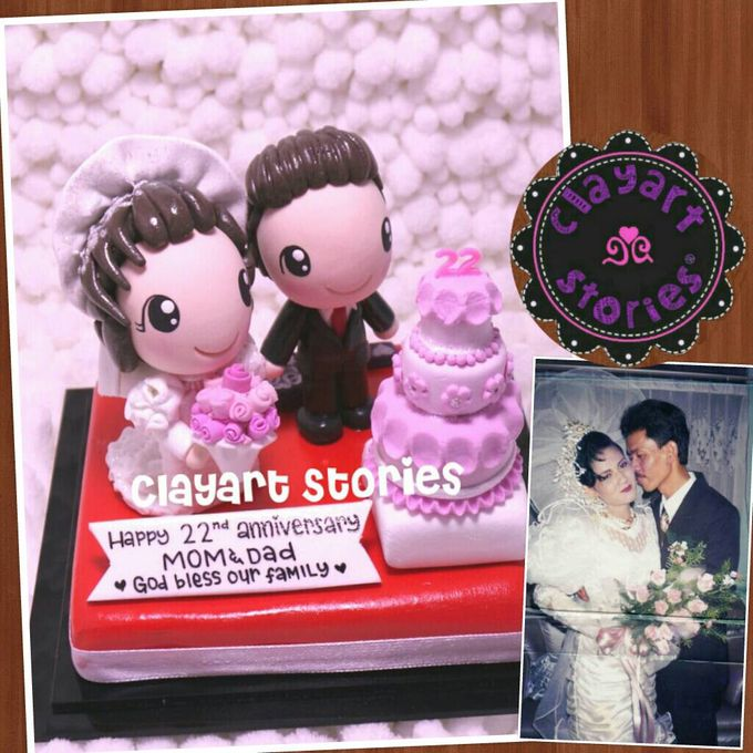 Wedding Clay by Clayart Stories - 017