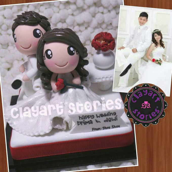 Wedding Clay by Clayart Stories - 016