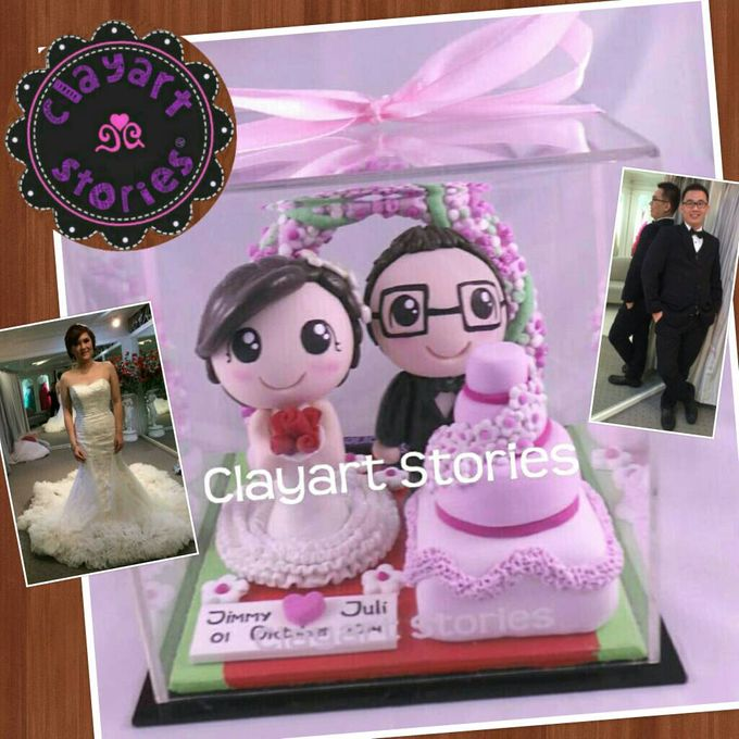 Wedding Clay by Clayart Stories - 018