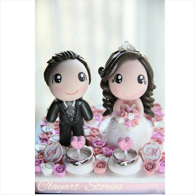 Wedding Clay by Clayart Stories - 022