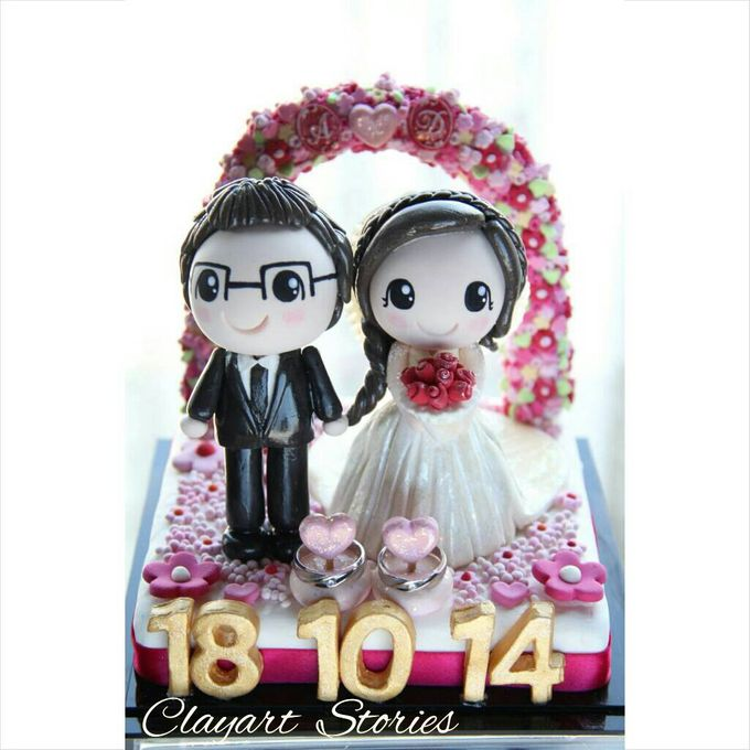 Wedding Clay by Clayart Stories - 023