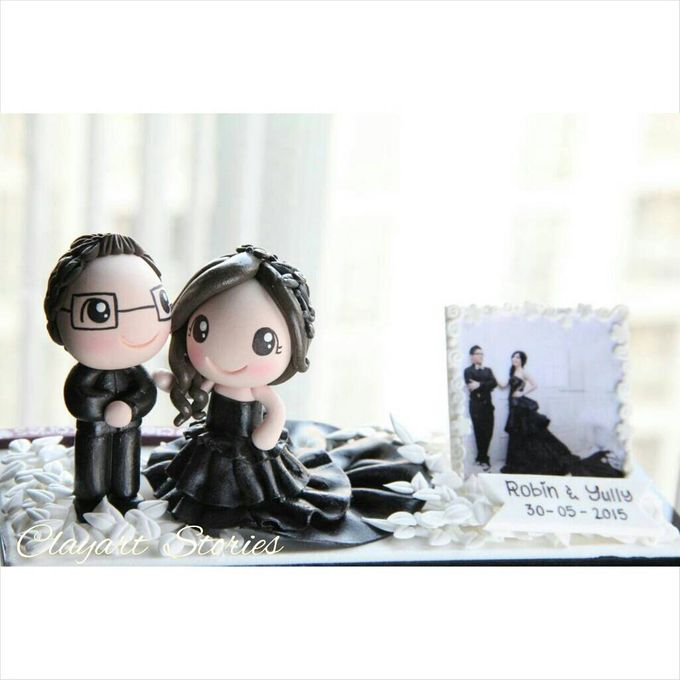 Wedding Clay by Clayart Stories - 021