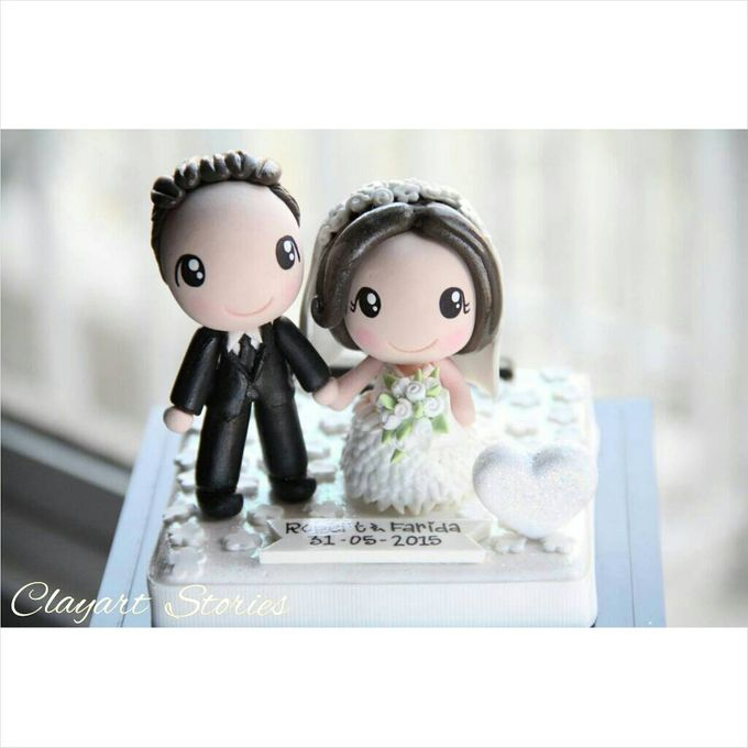 Wedding Clay by Clayart Stories - 020