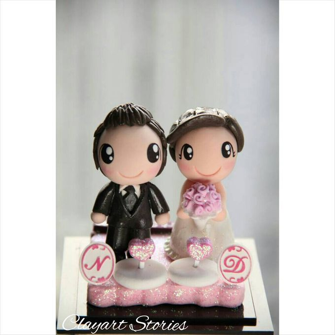 Wedding Clay by Clayart Stories - 027
