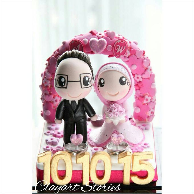 Wedding Clay by Clayart Stories - 026