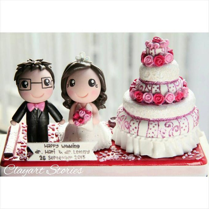 Wedding Clay by Clayart Stories - 025