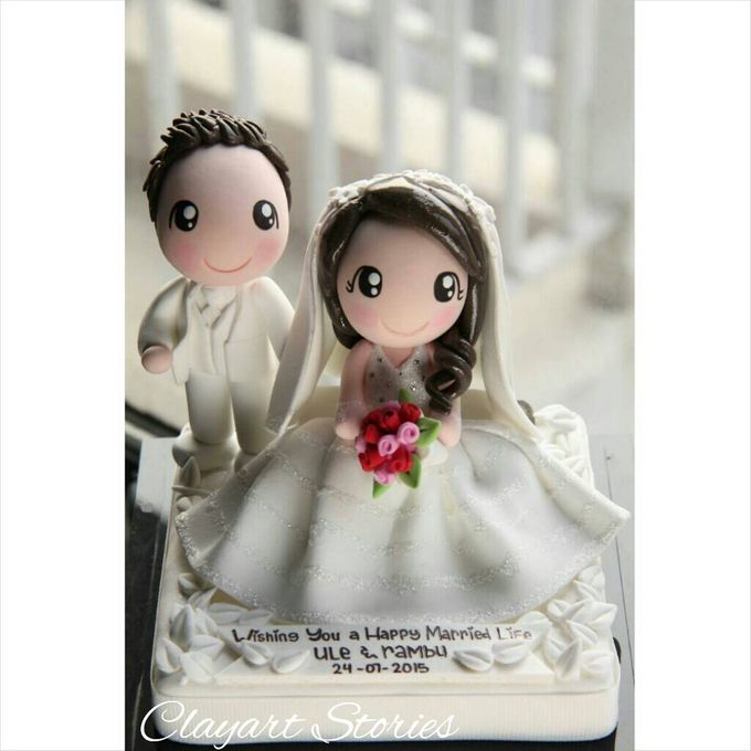 Wedding Clay by Clayart Stories - 024
