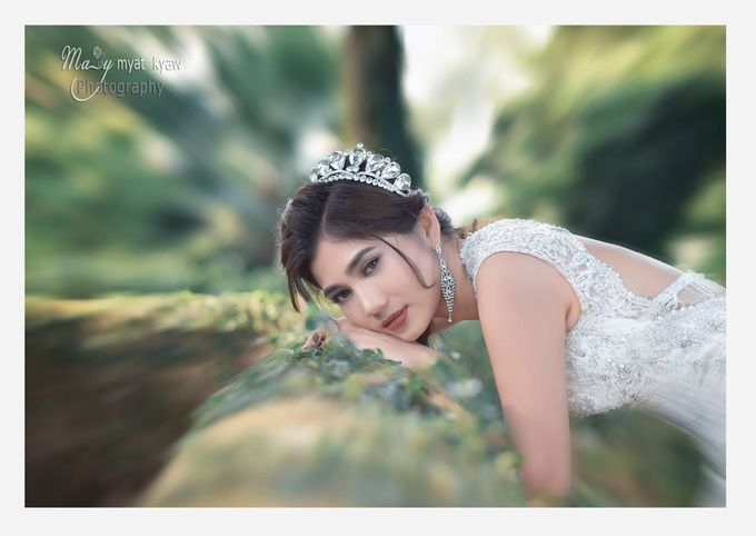 style shoot with chu by Zinny Theint Make-up Artistry - 001
