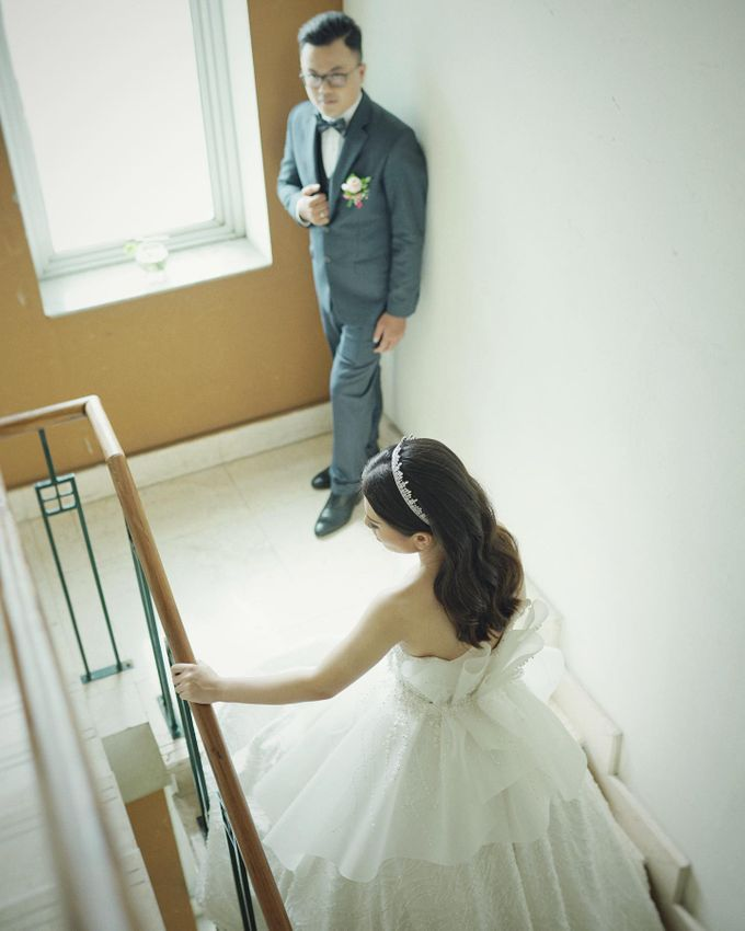 The Wedding of Loli & Mangasi by SARA ROSE Makeup Artist - 008