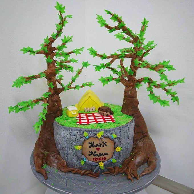 Cakes by M Cakes Studio - 008