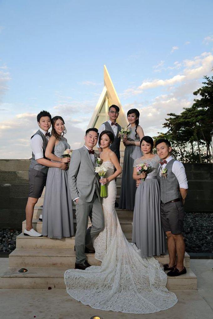 Wedding of Karen Lee and Kevin Li by Conrad Bali - 001