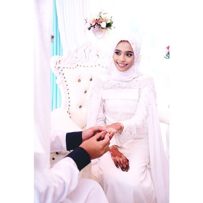 Rabbani + Siti Zoharah by Azee Photographyical - 003
