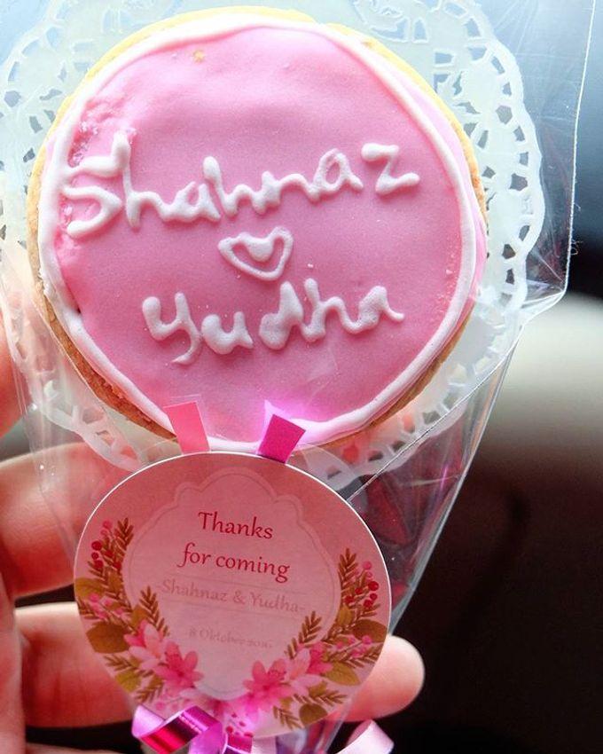 Syahnaz & Yudha engagement by Chandira Wedding Organizer - 009
